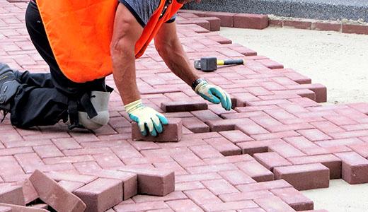 タイル・れんが・ブロック工事の説明